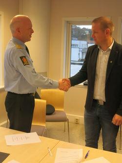 Trond Pedersen og Vik