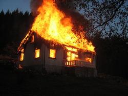 Lindland brannøvelse okt
