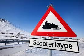 Scooterløypebilde