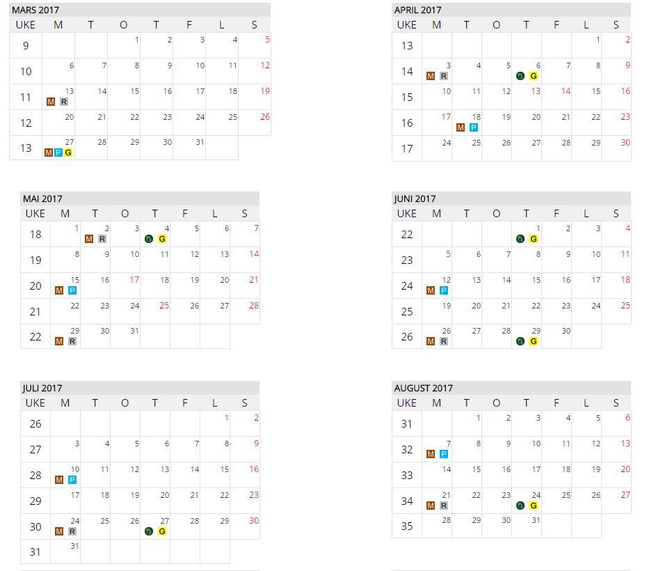 Iris Salten Tømmekalender