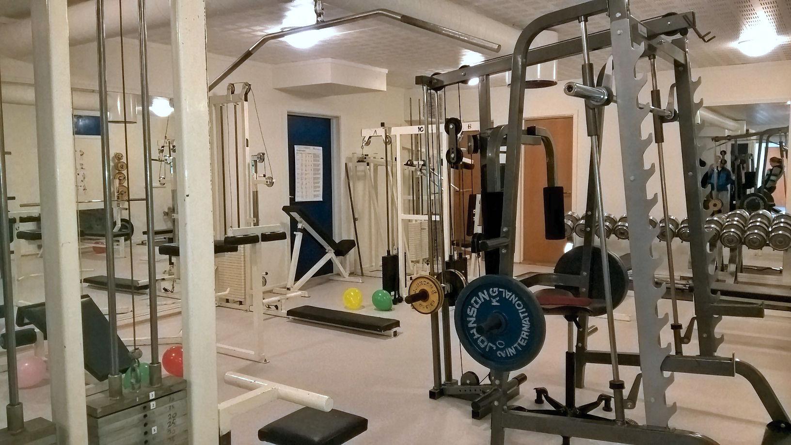 treningsrom 3