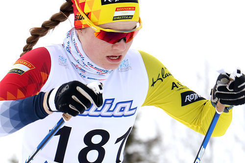 Tiril Liverud Knudsen. Foto: Erik Borg.