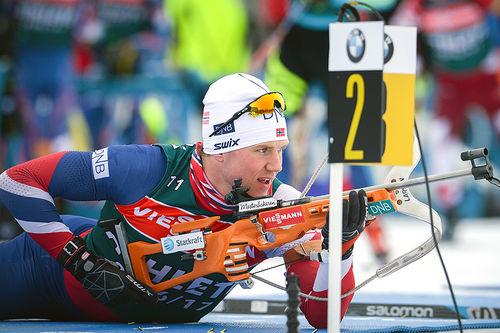 Vetle Sjåstad Christiansen. Foto: Tumashov/NordicFocus.
