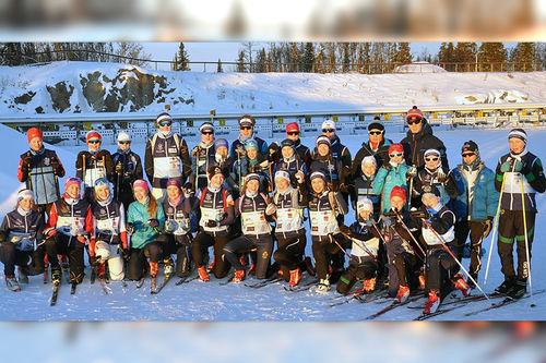 Asker Skiklubb Skiskyting er på trenerjakt. Klubbfoto.