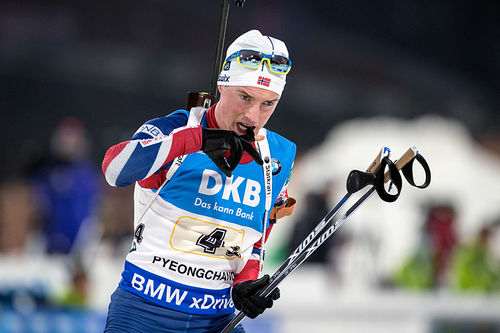 Vegard Bjørn Gjermundshaug. Foto: Manzoni/NordicFocus.