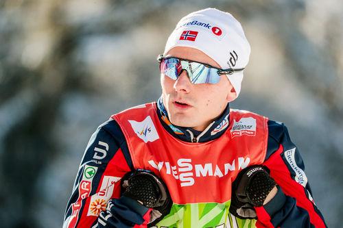 Finn Hågen Krogh. Foto: Modica/NordicFocus.