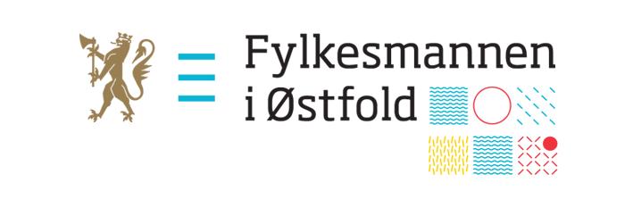 Logo til fylkesmannen i Østfold