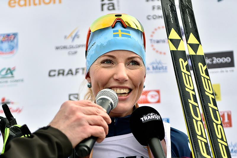 Maria Gräfnings. Foto: Thibaut/NordicFocus.