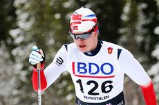 Eirik Sverdrup Augdal. Foto: Erik Borg.