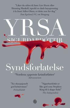 Bokcover Syndsforlatelse av Sogurdardottir