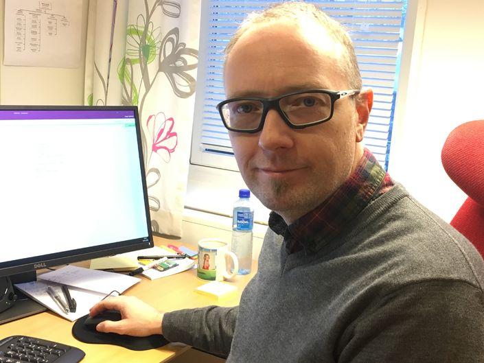 Geir-Ove Kjellbakk IT-konsulent