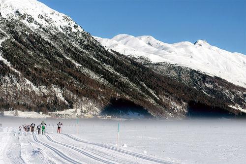 La Diagonela. Foto: Magnus Östh/Visma Ski Classics.