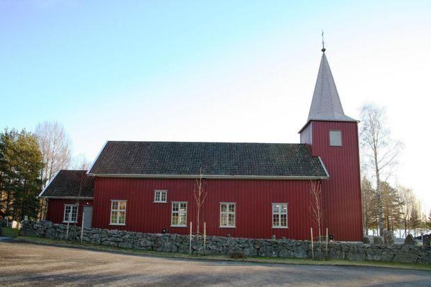 Rømskog kirke