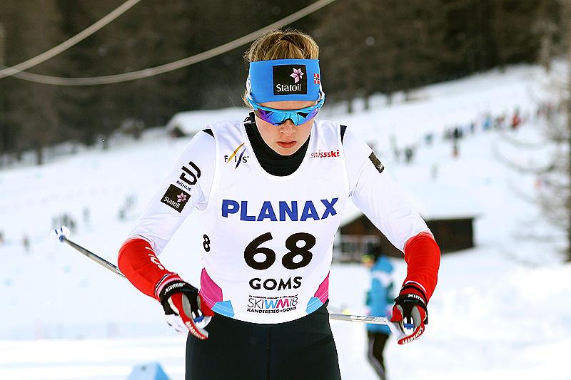 Hedda Østberg Amundsen. Foto: Erik Borg.
