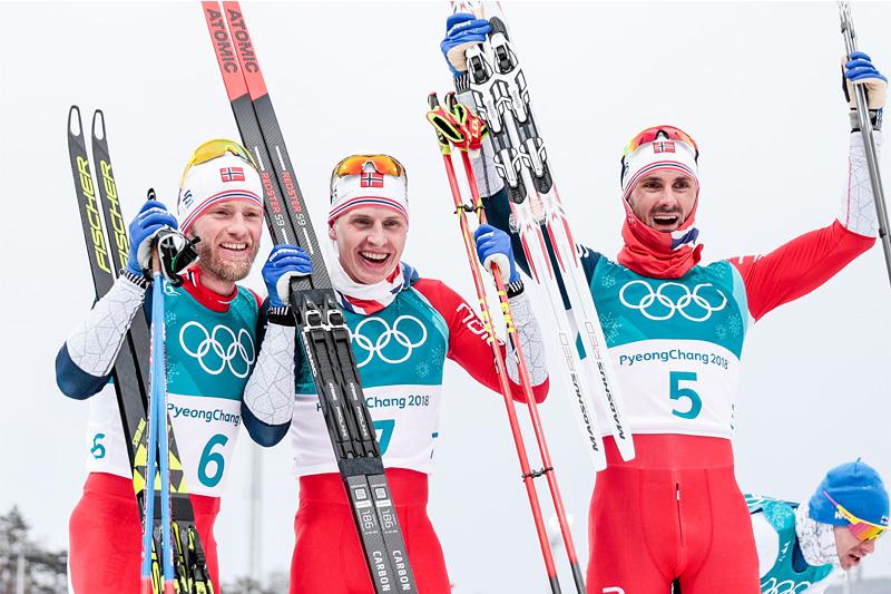 Norske Langrennsløpere 2018