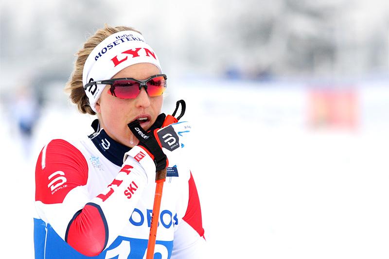 Barbro Sætha. Foto: Geir Nilsen/Langrenn.com.