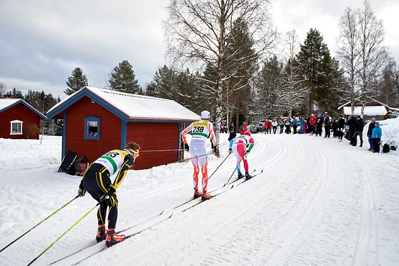 Vasaloppet byr på 9 mil fra Mora til Sälen. Slik takler du løypa best mulig kilometer for kilometer. Foto: Rauschendorfer/NordicFocus.