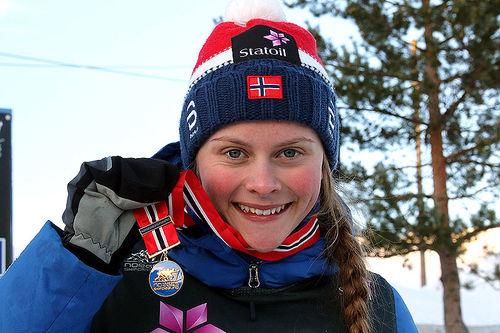 Mathilde Myhrvold. Foto: Erik Borg.
