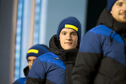 Sebastian Samuelsson. Foto: Manzini/NordicFocus.