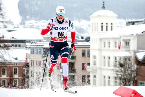 Eirik Brandsdal. Foto: Thibaut/NordicFocus.