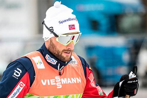 Petter Northug. Foto: Modica/NordicFocus.