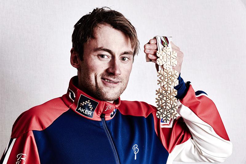 Petter Northug er kjent for sin råe viljestyrke. Visste du at den kan trenes opp? Foto: NordicFocus.