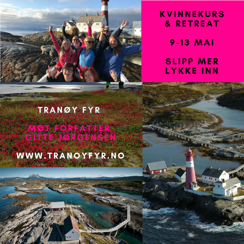 Kvinnekurs og retreat Tranøy fyr