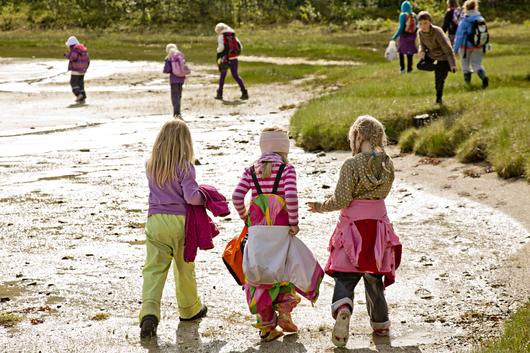 Bli kjent gjennom aktivitet og samarbeid. Foto: Karoline O.A. Pettersen
