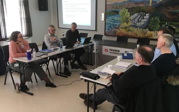 Tilsyn beredskap Fylkesmannen i Nordland