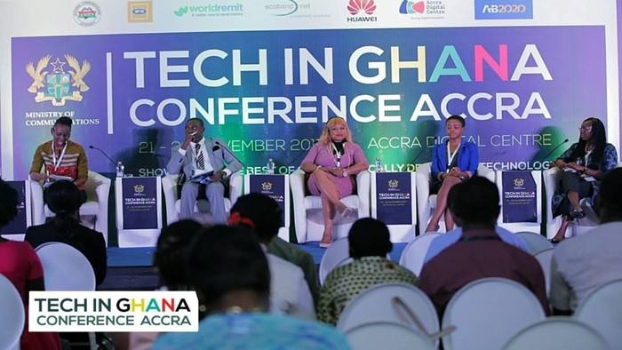 LNC Tech In Ghana 2017