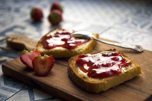 Viktige stikkord for matinntak før trening er timing og enkle karbohydrater. Foto: Creative Commons/Pixabay.com.