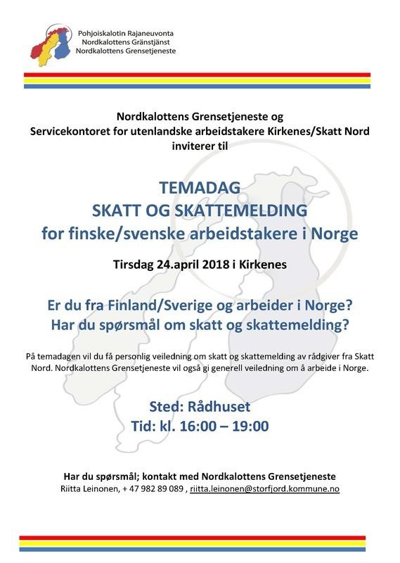 Invitasjon TEMADAG SKATTEMELDING Kirkenes 240418 3_569x800