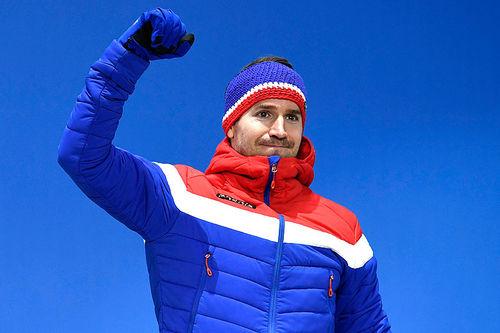 Emil Hegle Svendsen. Foto: Thibaut/NordicFocus.