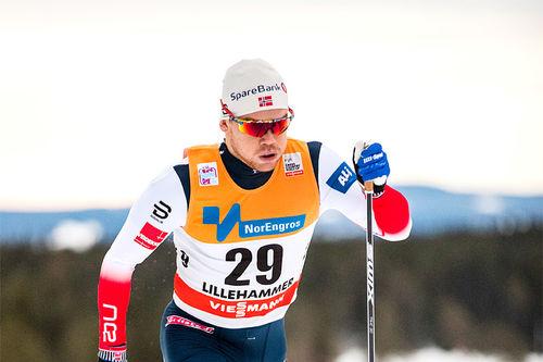 Håvard Solås Taugbøl. Foto: Modica/NordicFocus.