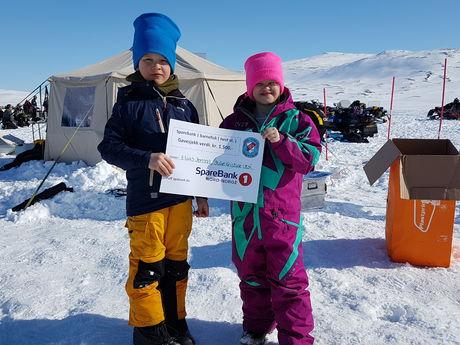 Barnekonkurrannsen 2 plass