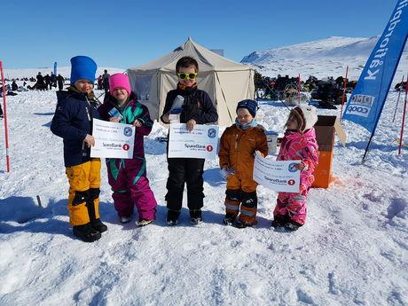 Barnekonkurranse Vinnere