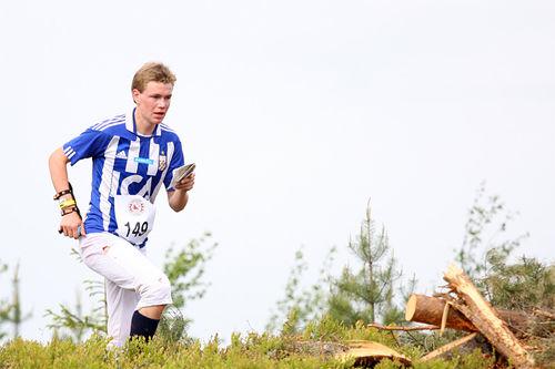 Eskil Kinneberg. Foto: Geir Nilsen/Langrenn.com.