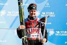 Britta Johansson Norgren. Foto: Manzoni/NordicFocus.