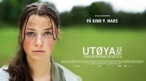 Plakat film Utøya