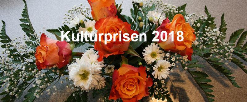 Kulturpris 2018