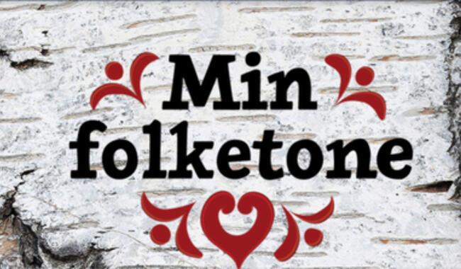 Min Folketone logo