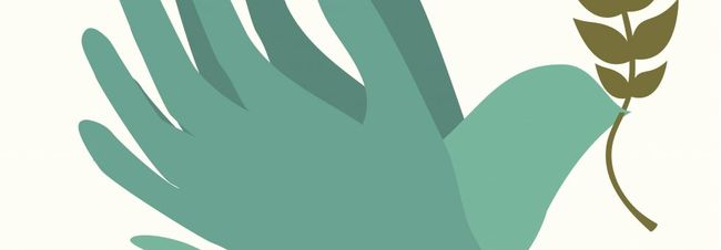 Logo fredsutstilling