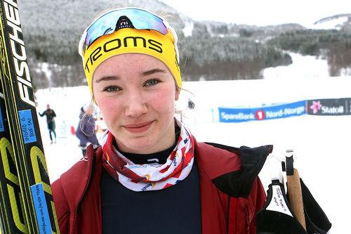 Ingrid Andrea Gulbrandsen. Foto: Erik Borg.