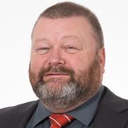 Varaordfører Håkon Sæther
