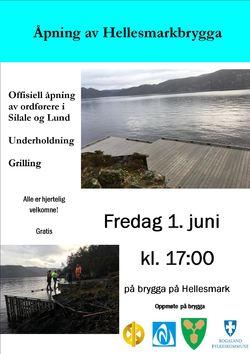 Hellesmarkbrygga