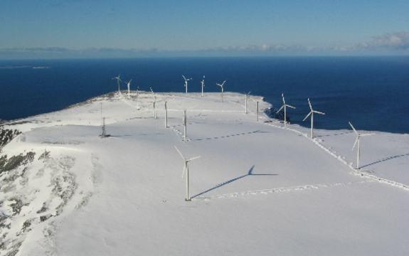 vindmølleparken