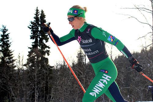 Astrid Uhrenholdt Jacobsen. Foto: Erik Borg.