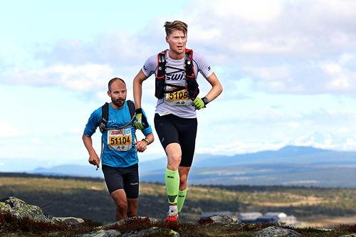 Ultraløp krever nøyaktige forberedelser for at opplevelsen skal bli god. Her fra en tidligere utgave av UltraBirken. Foto: Birken/Geir Olsen.