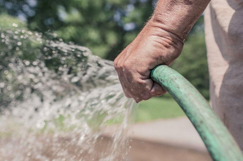 Illustrasjon for vanningsforbud