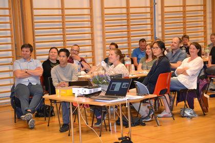Foreldregruppe fra Åsgård skole